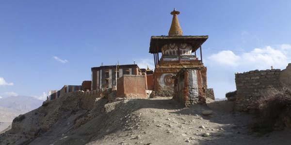 Des monastere bouddhist