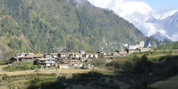 les villages sur le trek tour des Annapurnas
