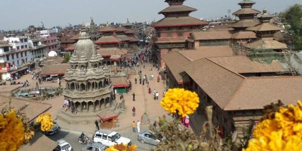 Patan: lancienne capitale